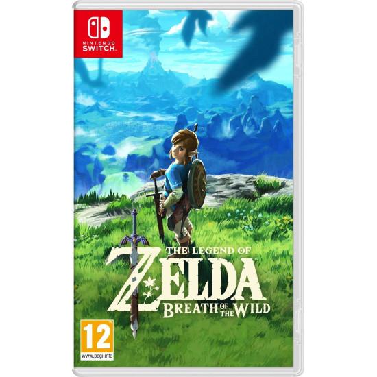 The Legend of Zelda: Breath of the Wild | Switch