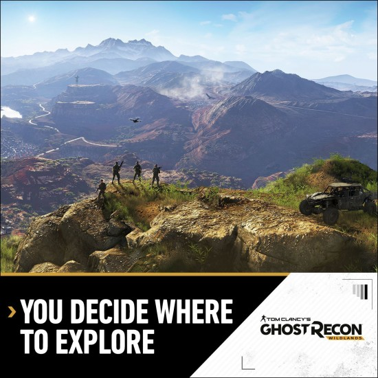 Tom Clancys Ghost Recon Wildlands - Deluxe Edition | PS4