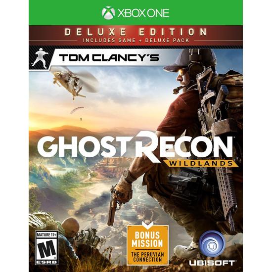 Tom Clancys Ghost Recon Wildlands - Deluxe Edition | XB1