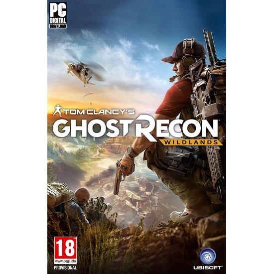 Tom Clancys Ghost Recon Wildlands - Global - PC Uplay Digital Code