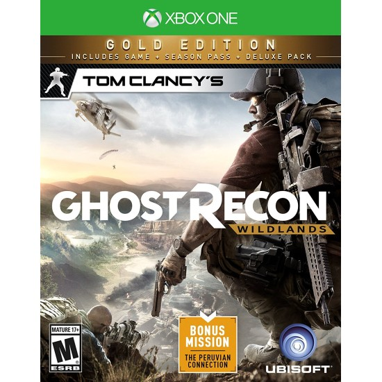 Tom Clancys Ghost Recon Wildlands - Gold Edition | XB1