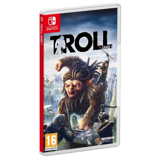 Troll and I | Switch