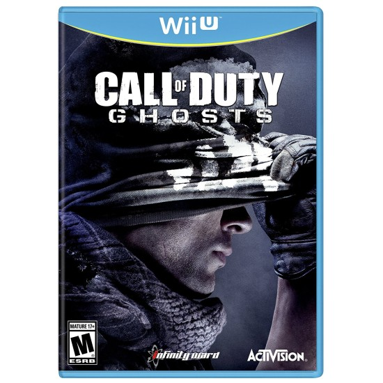 Call of Duty: Ghosts   WiiU