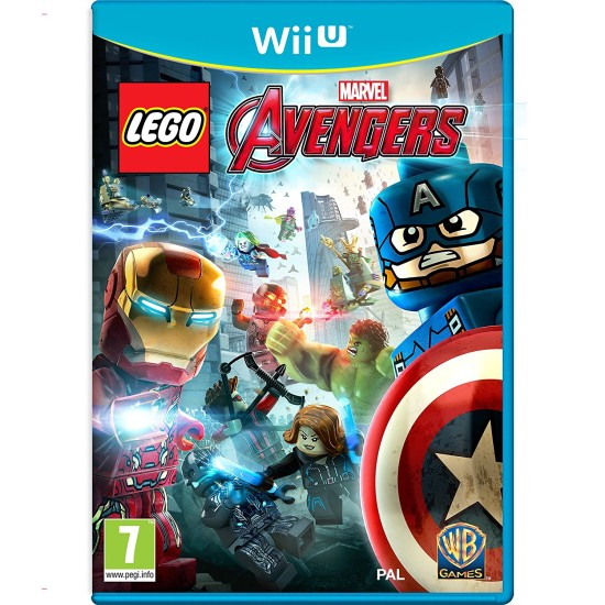 LEGO Marvel Avengers | WiiU
