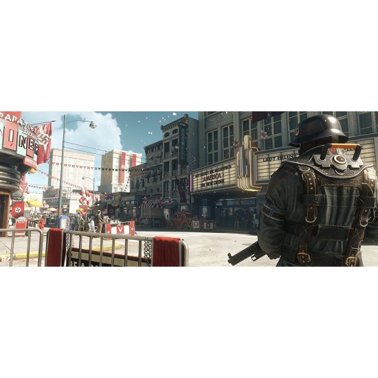 Wolfenstein 2: The New Colossus | PS4