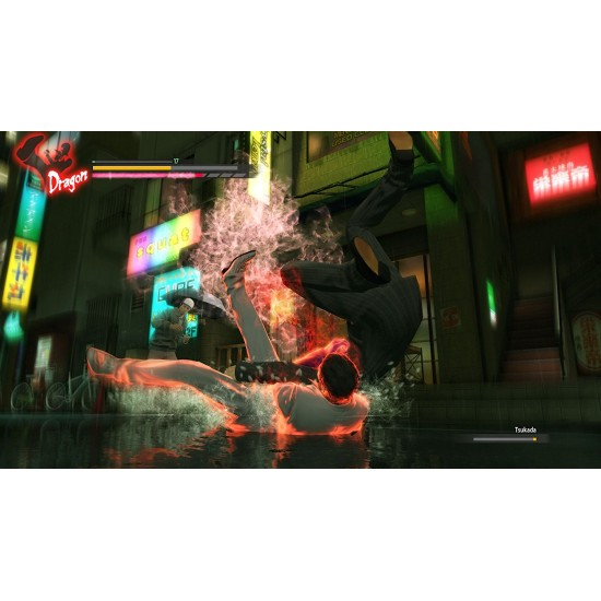 Yakuza Kiwami - Steelbook Edition - PlayStation 4