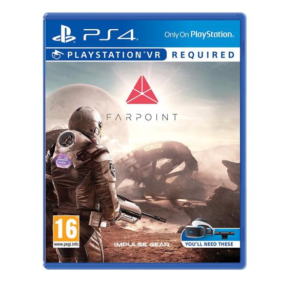 Farpoint - PSVR   PS4
