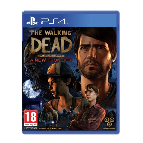 The Walking Dead - Telltale Series: The New Frontier | PS4