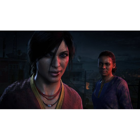 Uncharted: The Lost Legacy - Arabic Edition | PS4