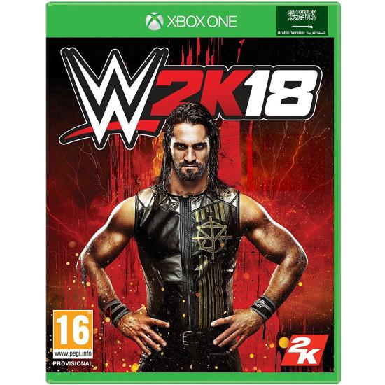 WWE 2K18 - Arabic Edition   XB1