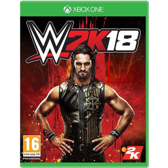 WWE 2K18   XB1