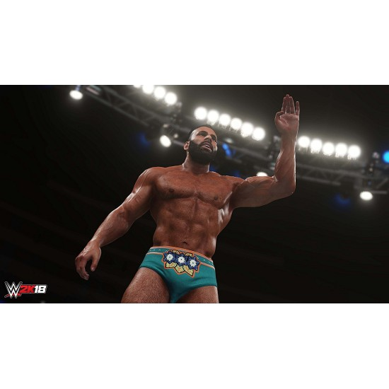WWE 2K18 - Deluxe Edition | PS4