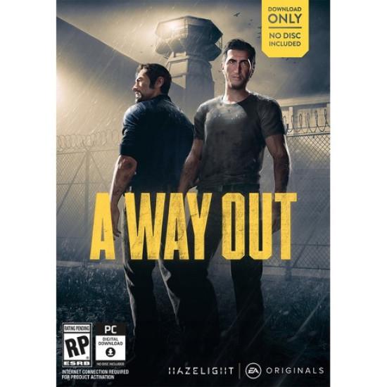 A Way Out - Global - PC Origin Digital Code