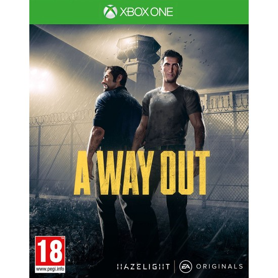 A Way Out   XB1