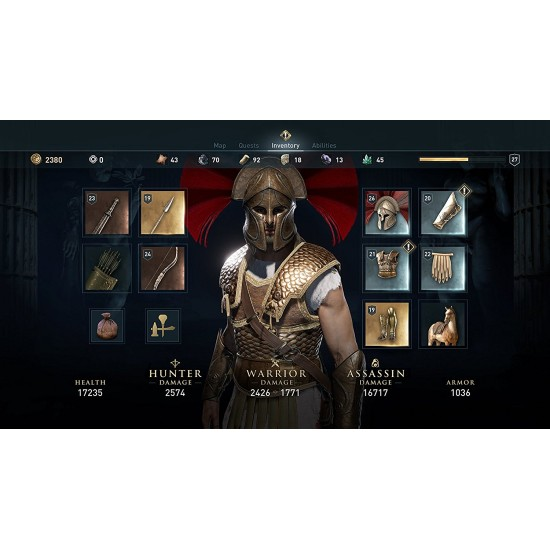 Assassin's Creed Odyssey - Arabic Edition - PS4