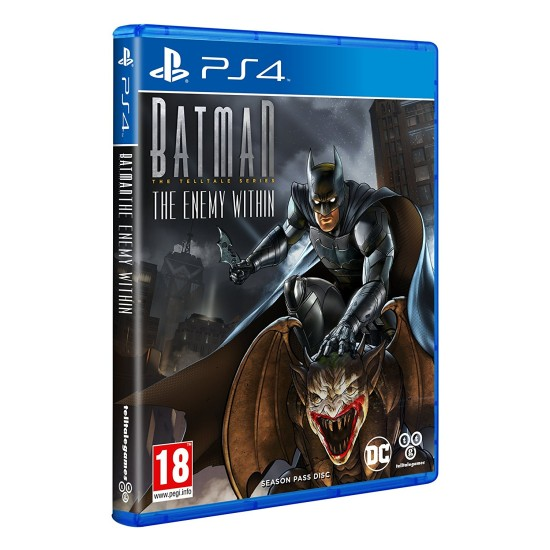 Batman The Telltale Series - The Enemy Within   PS4
