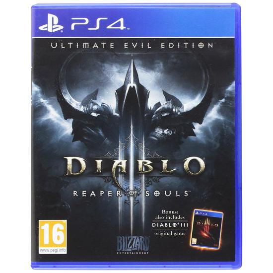Diablo III Reaper of Souls Ultimate Evil Edition | PS4