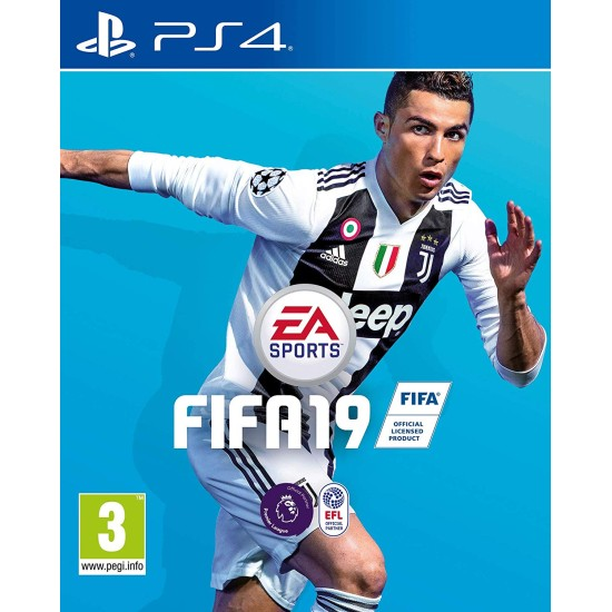 Sony PlayStation 4 Slim - 1 TB FIFA 19 Bundle - with FIFA 19 Ultimate Team Icons and Rare Player Pack