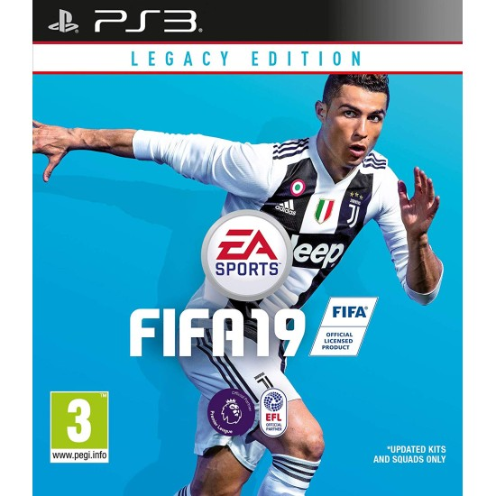 FIFA 19 Legacy Edition   PS3