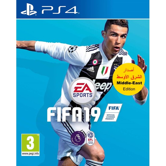 Fifa 19 - Arabic Edition | PS4