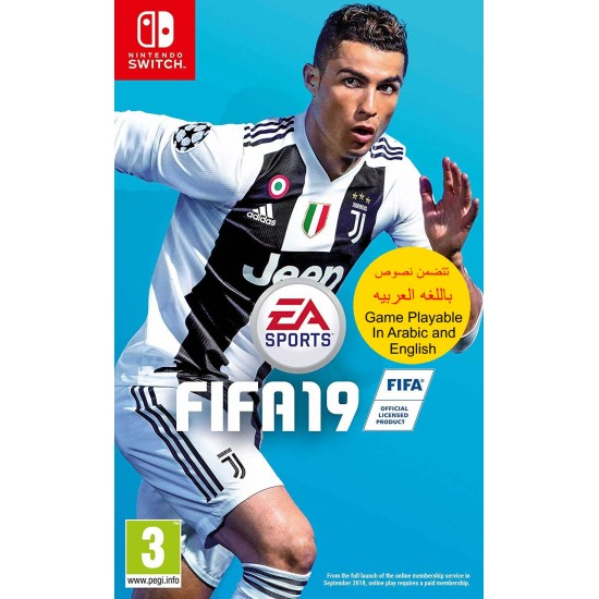 Fifa 19 - Include Arabic commentary   Switch