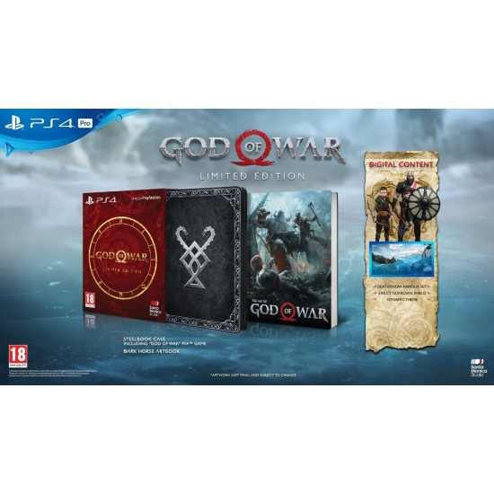 God of War - Limited Edition | PS4