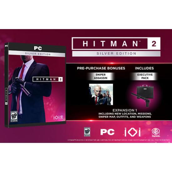 hitman 2 silver edition что входит