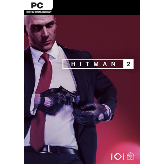 Hitman 2 - PC - Steam Digital Code