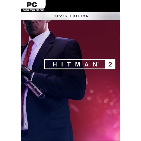 Hitman 2 - Silver Edition - PC - Steam Digital Code