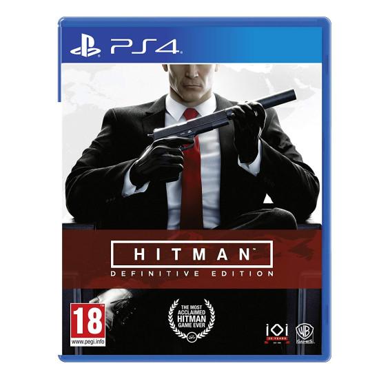 Hitman Definitive Edition - PlayStation 4