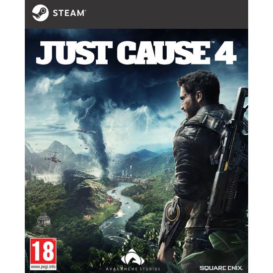 Just Cause 4 - PC - Steam Digital Code