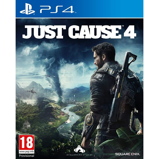 Just Cause 4 | PS4