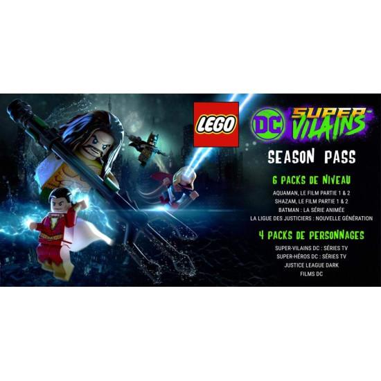 LEGO DC Super Villains - Deluxe Minifigure Edition - PlayStation 4