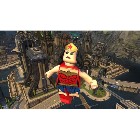 LEGO DC Super Villains   Switch