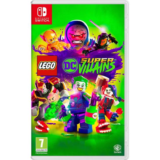 LEGO DC Super Villains | Switch