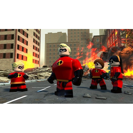 LEGO: The Incredibles - Parr Family Vacation - Switch
