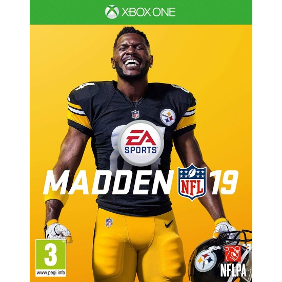 Madden NFL 19   XB1