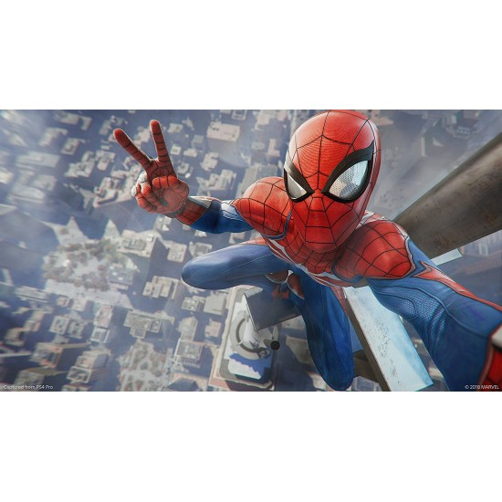 Marvels Spider-Man | PS4