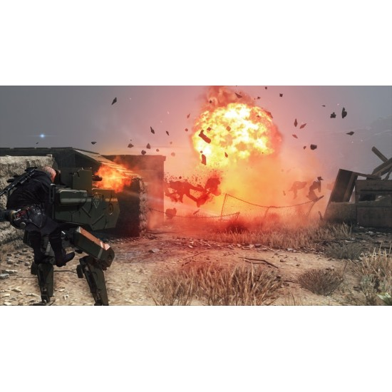 Metal Gear Survive - Middle East Edition - PlayStation 4