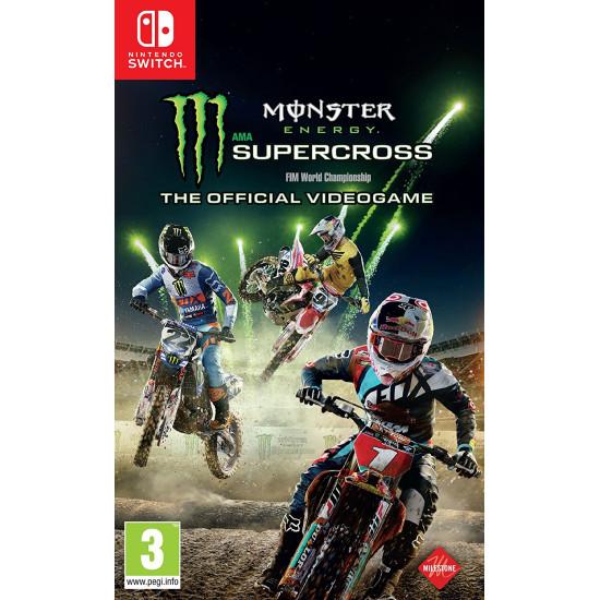 Monster Energy Supercross   Switch
