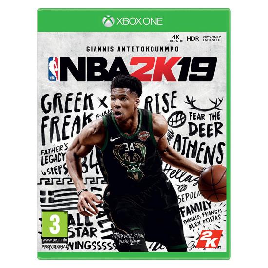 NBA 2K19   XB1