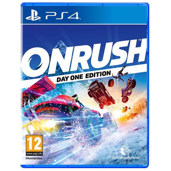 Onrush - Day One Edition - PlayStation 4