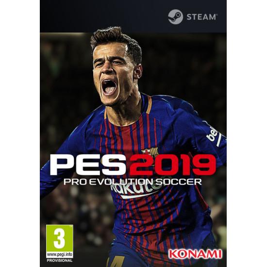 PES 2019 | PC - Steam Digital Code