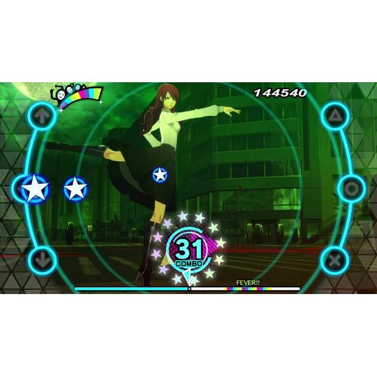 Persona 3: Dancing In Moonlight - PSVR - PlayStation 4