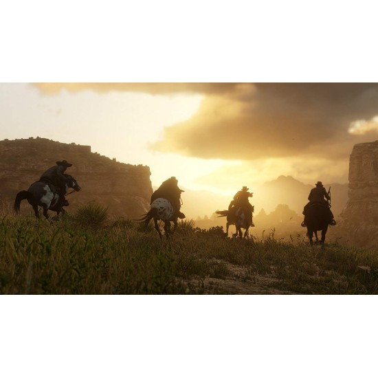 Red Dead Redemption 2 - Global - PC Rockstar Social Club Digital Code