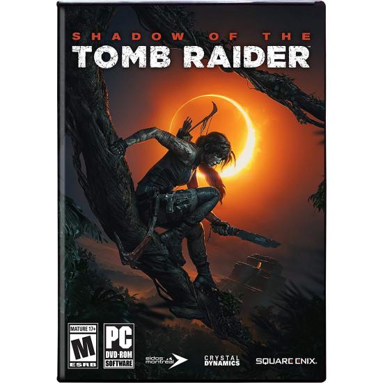 Shadow of the Tomb Raider - Global -  PC Steam Digital Code
