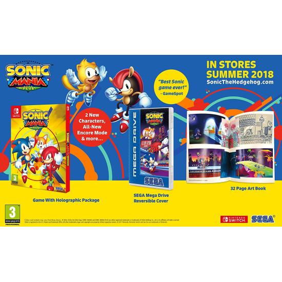 Sonic Mania Plus | Switch