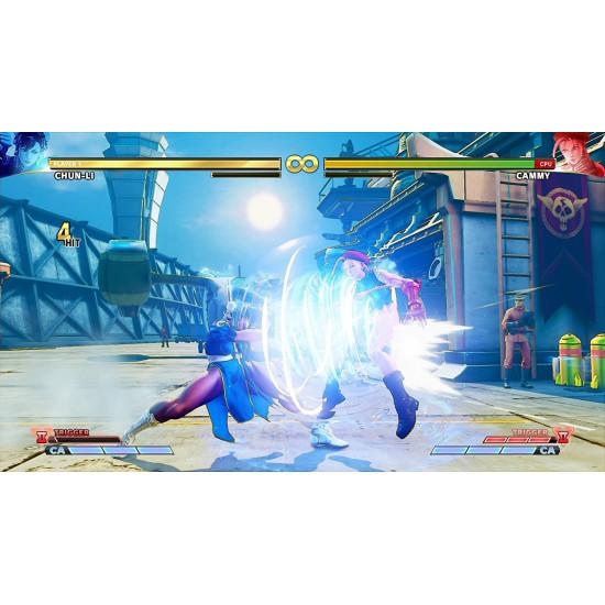 Street Fighter V Arcade Edition   PS4
