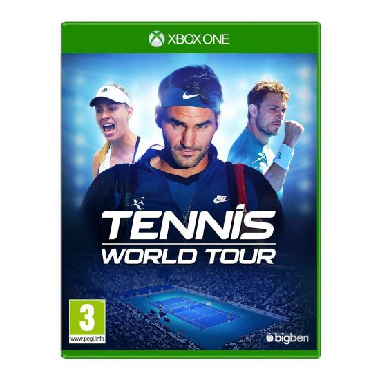 Tennis World Tour   XB1