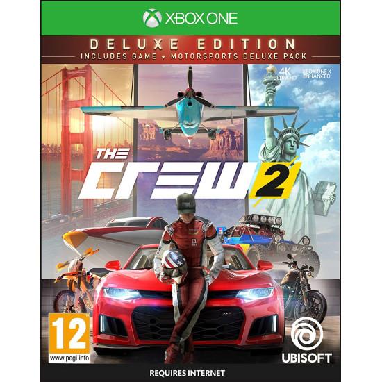 The Crew 2 - Deluxe Edition   XB1
